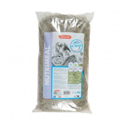 Foin pour rongeur - Foin Alpages Premium pour rongeurs