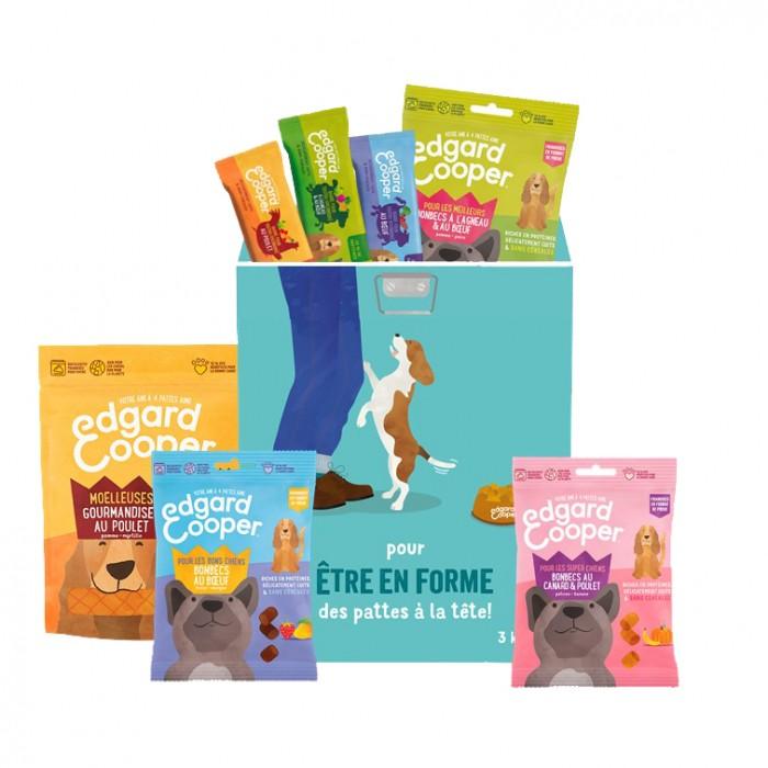 Friandise & complément - Edgard & Cooper Pack Friandises pour chien pour chiens