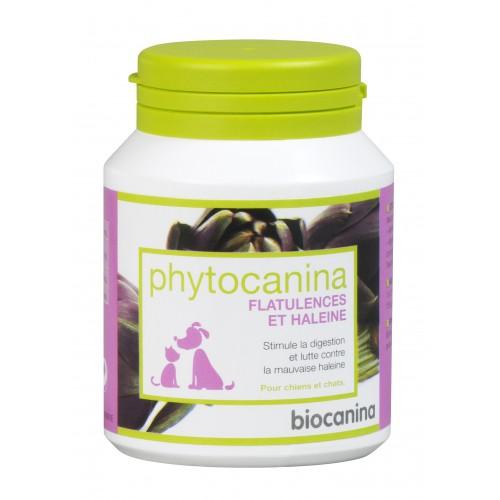 Friandise & complément - Phytocanina flatulences et haleine pour chiens