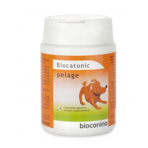 Friandise & complément - Biocatonic pelage pour chiens