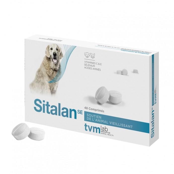 Friandise & complément - Sitalan SE comprimés pour chiens