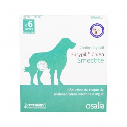 Sélection Made in France - Easypill Smectite chien pour chiens