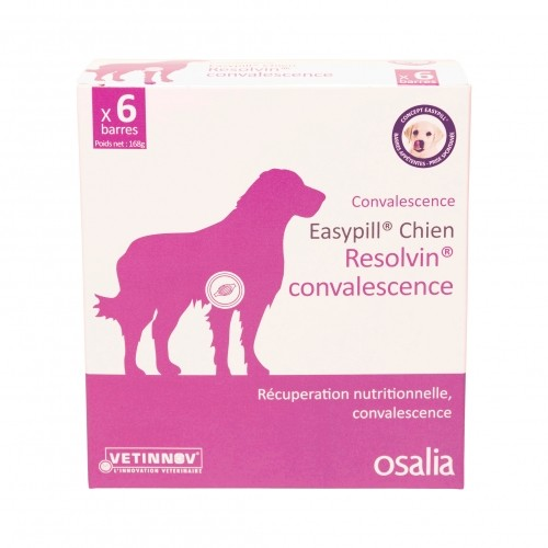Sélection Made in France - Easypill Chien Resolvin Convalescence pour chiens