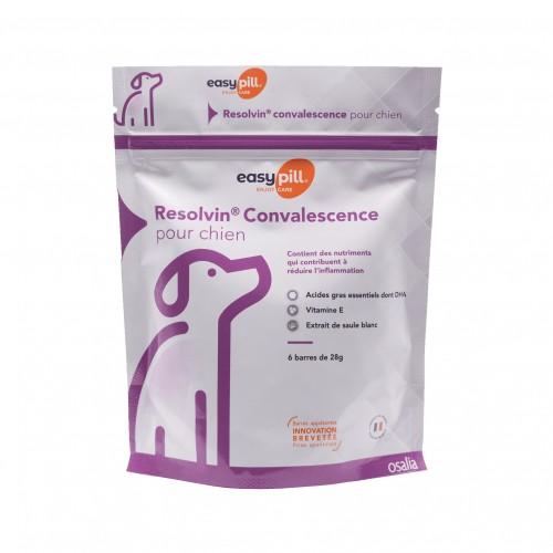 Friandise & complément - Easypill Chien Resolvin Convalescence pour chiens