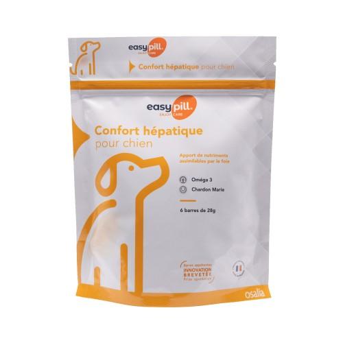 Friandise & complément - Easypill Insuffisance Hépatique Chien pour chiens
