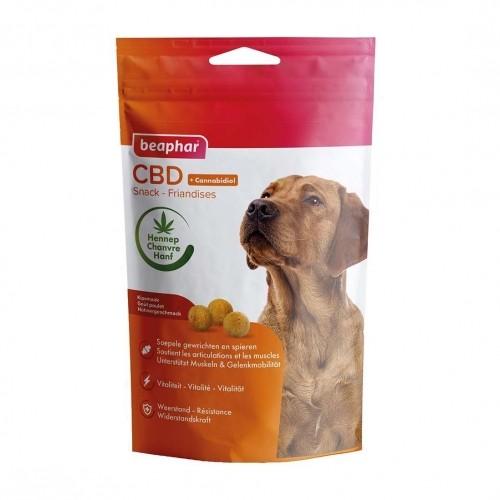 Friandise & complément - Friandises au CBD pour chiens