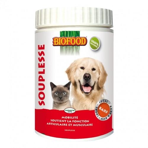 Friandise & complément - Souplesse pour chiens