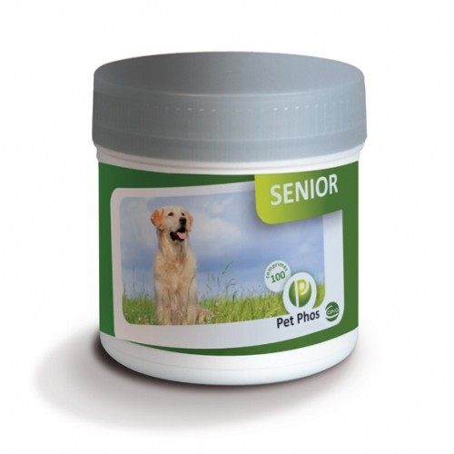 Sélection Made in France - Pet-Phos Canin senior pour chiens
