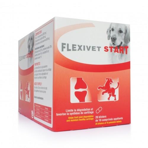 Friandise & complément - Flexivet Start pour chiens