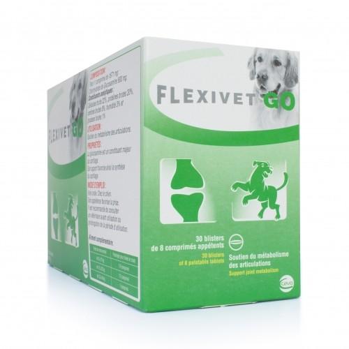 Friandise & complément - Flexivet Go pour chiens