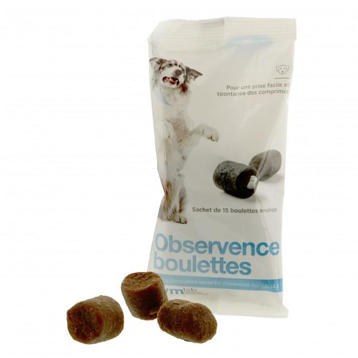 Friandise & complément - Observence Boulettes pour chiens