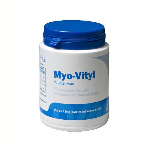 Friandise & complément - Myo-Vityl Vitamines  pour chiens