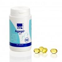 Complément peau et pelage pour chiens et chats - Agepi Omega 3 MP Labo