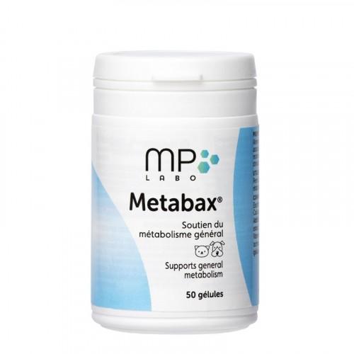 Complément stimulant pour chiens et chats - Metabax MP Labo