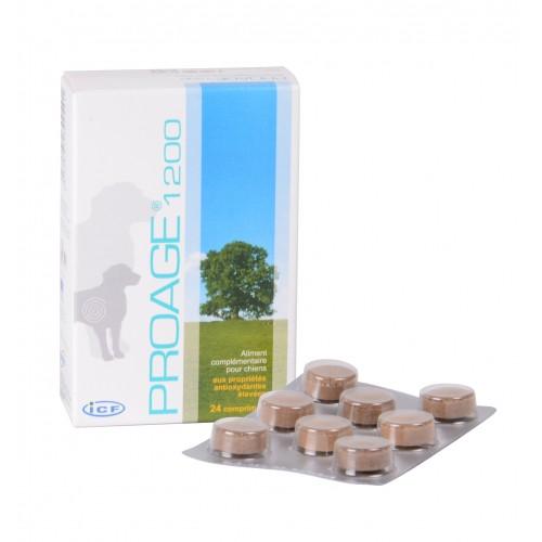Aliment complémentaire pour chien - PROAGE 1200 ICF