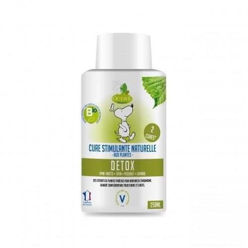 Friandise & complément - Cure Naturelle Bio Detox pour chiens