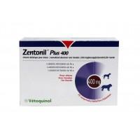 Complément fonction hépatique pour chiens et chats - Zentonil Plus Vetoquinol