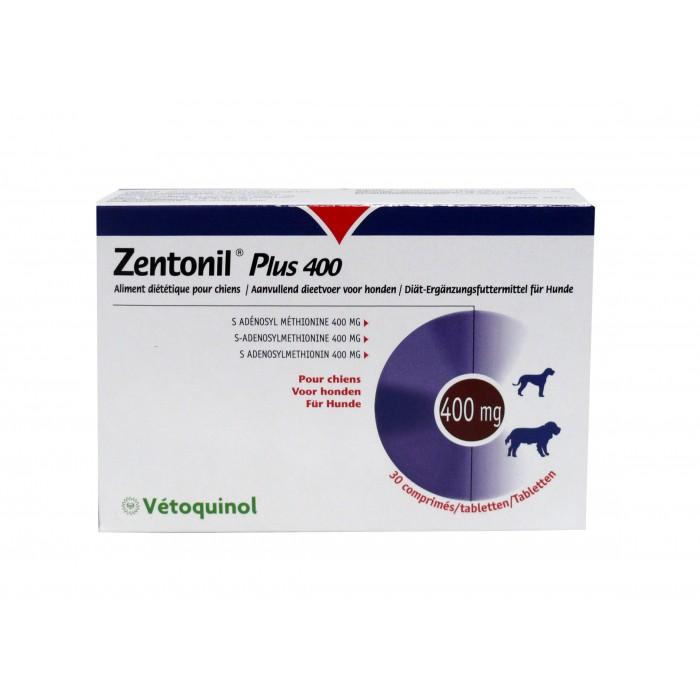Friandise & complément - Zentonil Plus pour chiens