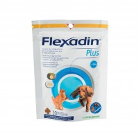 Aliment complémentaire pour les articulations - Flexadin Plus Vétoquinol