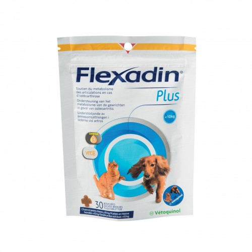 Friandise & complément - Flexadin Plus pour chats