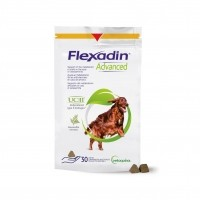 Aliment complémentaire pour les articulations - Flexadin Advanced Chew Vétoquinol