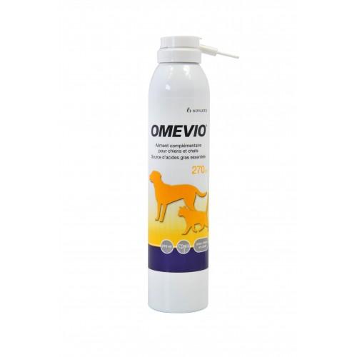 Friandise & complément - Omevio pour chats