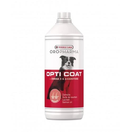 Friandise & complément - Opti Coat pour chiens