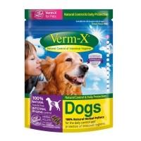 Complément alimentaire pour chien - Verm-X Dogs - Granulés Hygiène intestinale Verm-X