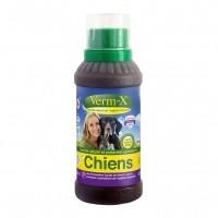 Complément alimentaire pour chien - Verm-X Dogs - Hygiène intestinale (solution liquide) Verm-X