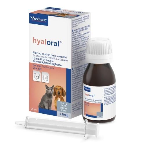Friandise & complément - Hyaloral gel buvable pour chiens