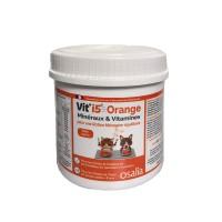 Complément minéral et vitaminé - Orange Vit'i5