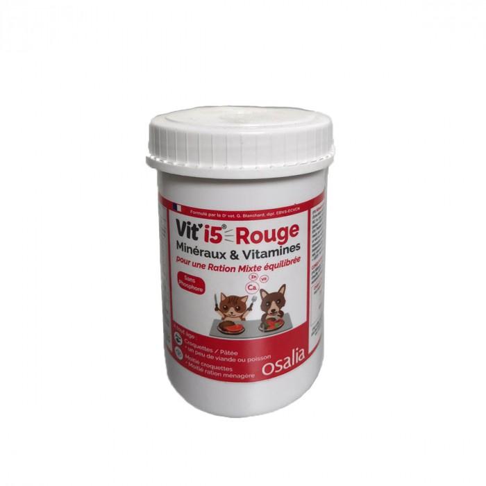 Friandise & complément - Rouge - Chien et Chat de tout âge pour chiens