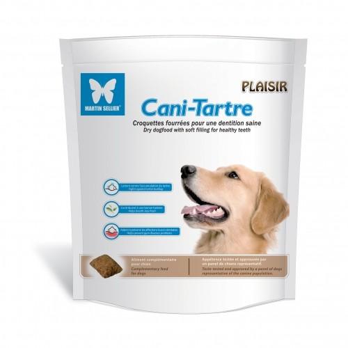 Soin et hygiène du chien - Croquettes fourrées Cani-Tartre pour chiens