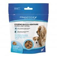 Friandise pour chien - Friandises pour l'Hygiène Bucco-dentaire Francodex