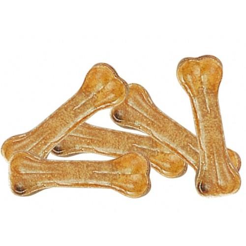 Friandise & complément - 50 os pressés de buffle  pour chiens