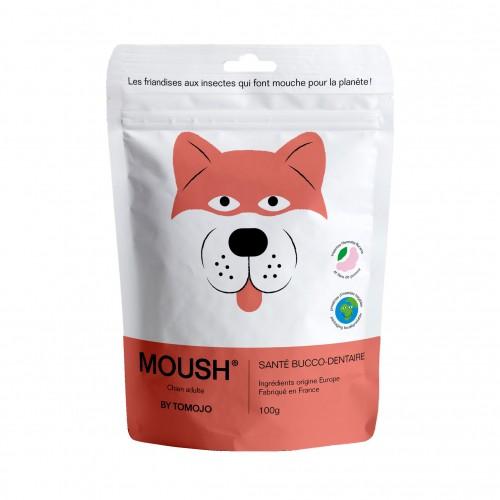Friandise & complément - MOUSH - Haleine fraîche pour chiens