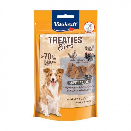 Friandise & complément - Treaties Bits Superfood pour chiens