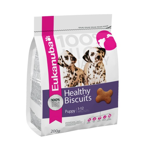 Chiot - Healthy Biscuits Puppy pour chiens