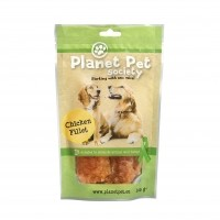 Friandises pour chien - Filets de Poulet Planet Pet