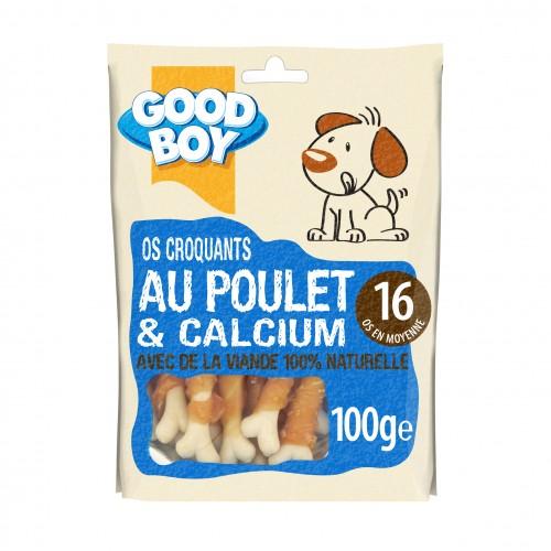 Friandise & complément - Os croquants pour chiens