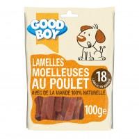 Friandises pour chien - Lamelles moelleuses Good Boy