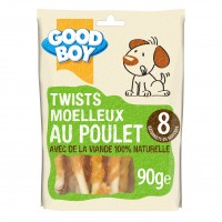 Friandises pour chien - Twists Good Boy