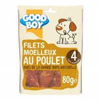 Friandises pour chien - Tendres filets Good Boy