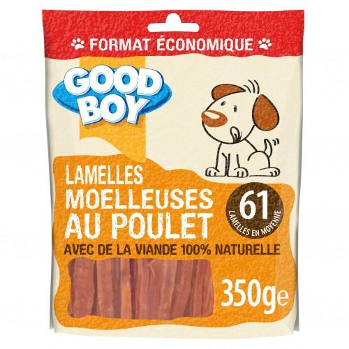 Friandise & complément - Lamelles moelleuses pour chiens