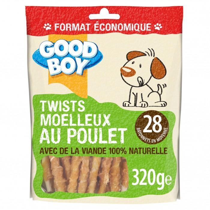 Friandise & complément - Twists pour chiens