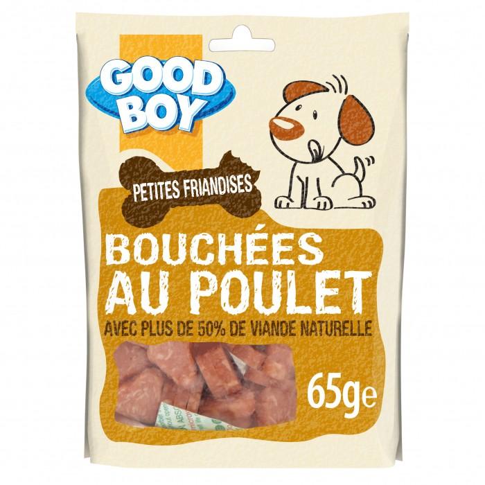 Friandise & complément - Bouchées à la viande pour chiens