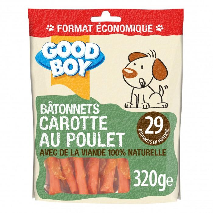 Friandise & complément - Bâtonnets pour chiens