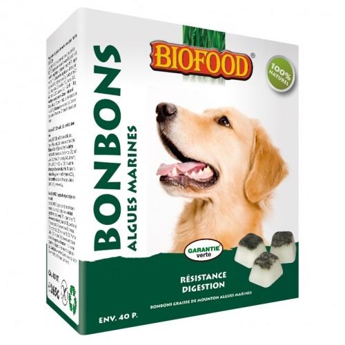 Friandise & complément - Bonbons aux algues marines pour chiens