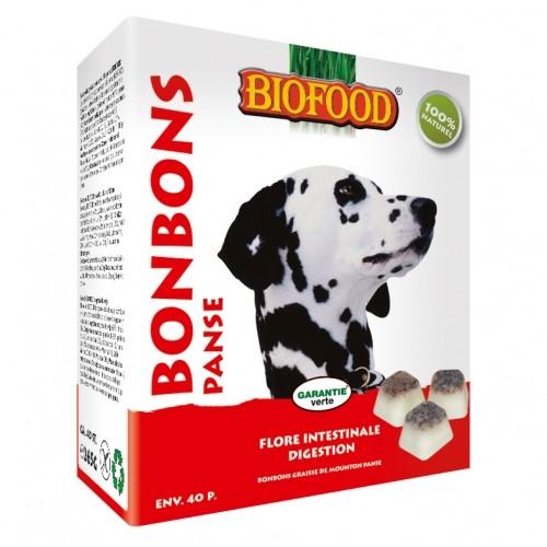 Friandise pour chien - Bonbons à la panse Biofood