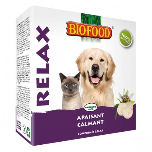 Friandise & complément - Relax, comprimés calmants et apaisants pour chien et chat pour chiens